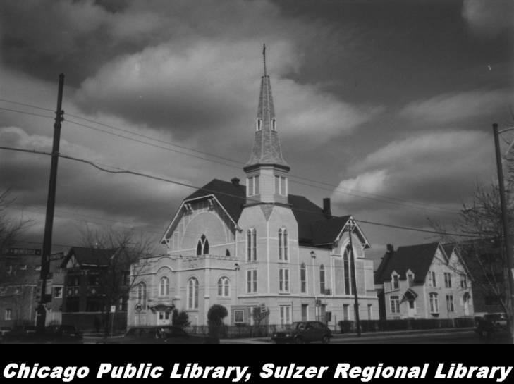 Ravenswood Congregational